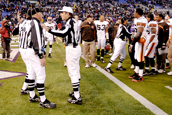 the discussion over instant replay at nfl